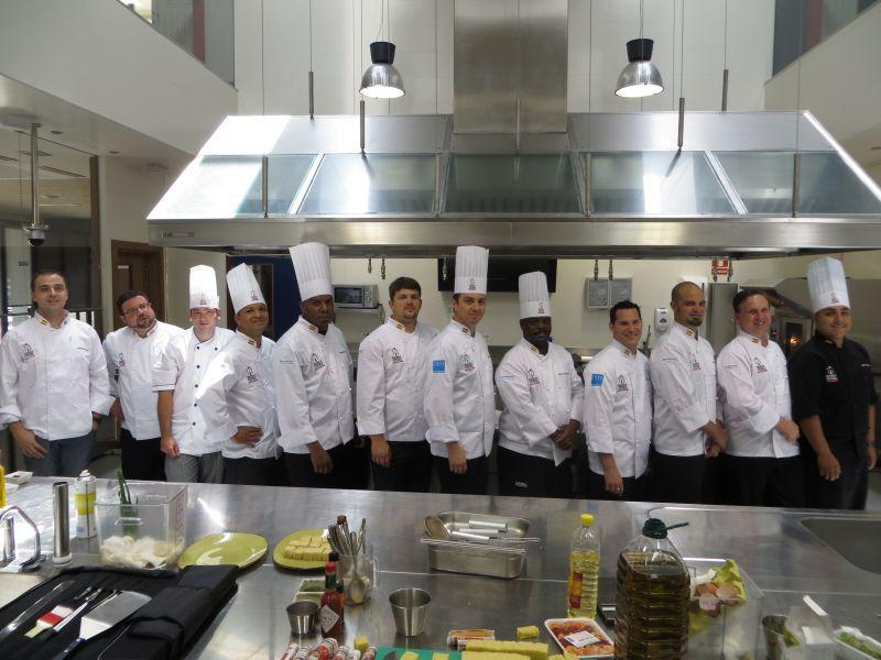 executive chefs grupo wyndham foto